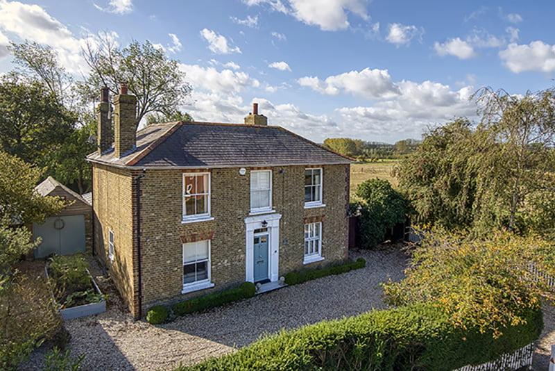 Mill House, Preston